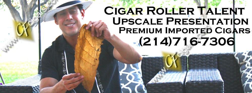 Dallas Cigar Roller